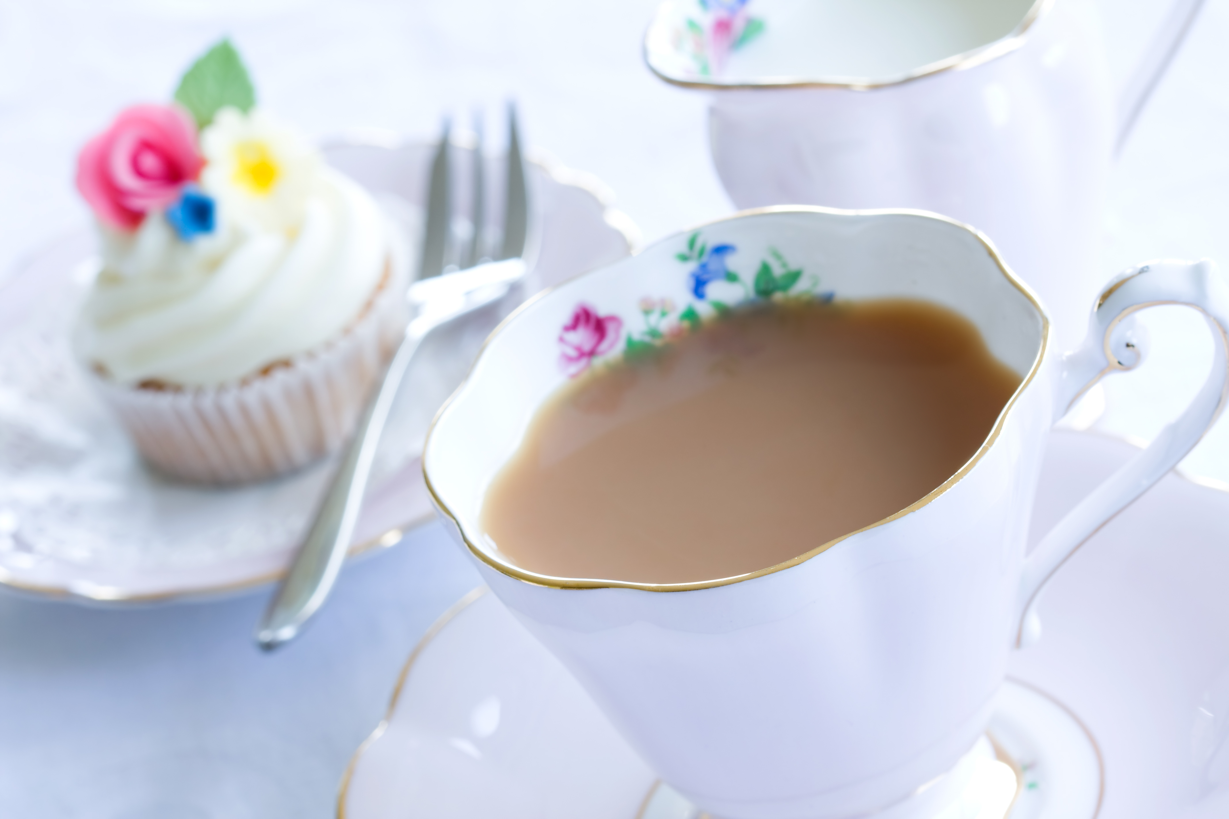 Norfolk Tea Stop - Vintage Afternoon Tea Pop Up